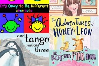 Books to support LGBTQ