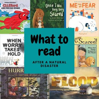 Books To Support Students After A Natural Disaster