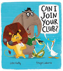 Can I Join Your Club: John-Kelly: 9781848694361: Amazon.com: Books
