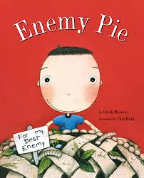 Enemy Pie : (Reading Rainbow Book, Children's Book about Kindness, Kids  Books about Learning): Munson, Derek, Calahan King, Tara: 0765145027786:  Amazon.com: Books