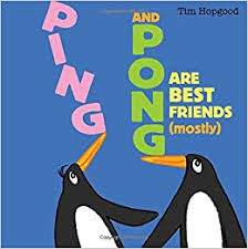Ping and Pong Are Best Friends (mostly): 9780857077493: Amazon.com: Books