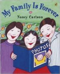 Image result for My Family Is Forever by N. Carlson